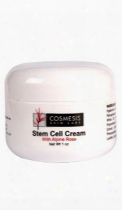 Stem Cell Cream With Alpine Rose, 1 Oz
