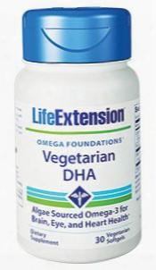 Veyetarian Dha, 30 Vegetarian Softgels