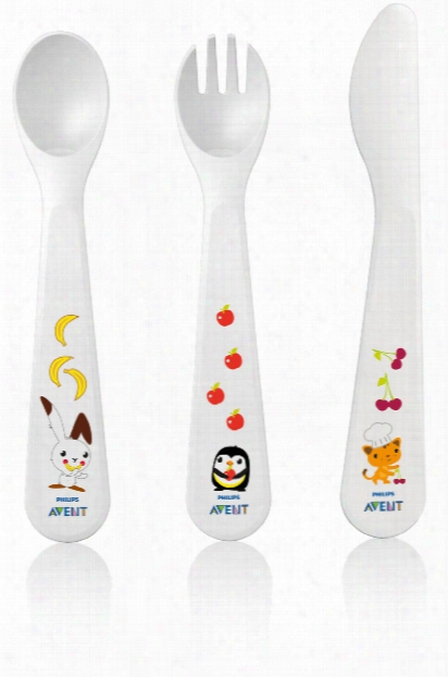 Avent Cutlery Set
