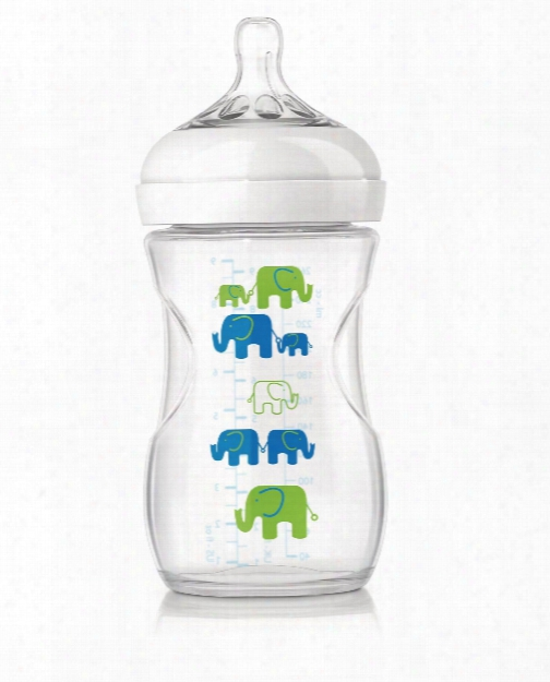 Avent Natural Bottle Elephant Boys