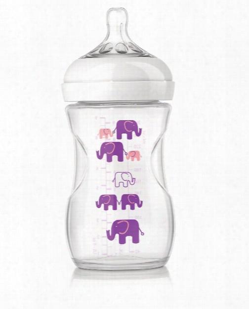 Avent Natural Bottle Elephant Girl