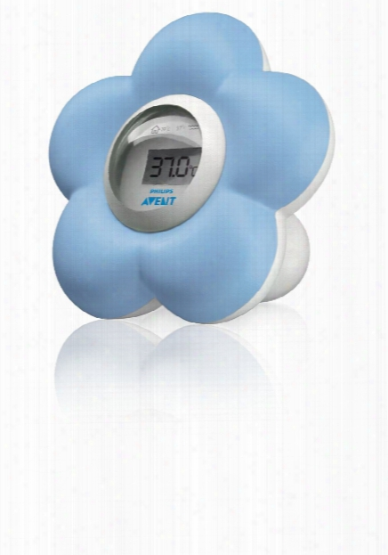 Avent Room And Bath Thermometer