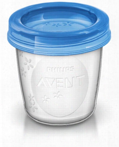 Avent Storage System For Breast Milk