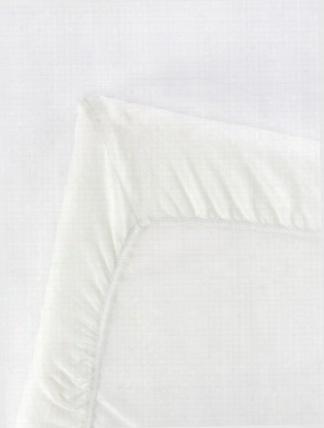 Baby Bjã¶rn Fitted Sheet For Travel Cot Light