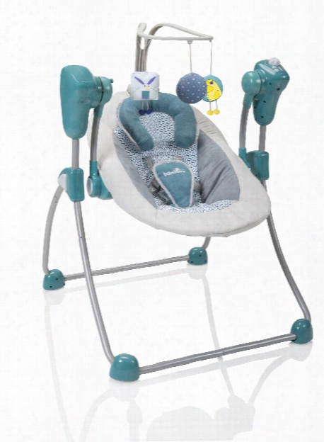 Babymoov Baby Bouncer Swoon Bubble