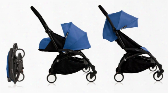 Babyzen Buggy Yoyo+ Including Textile Sets 0+ And 6+
