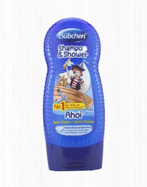 Bã¼bchen Ahoi Shampoo & Shower