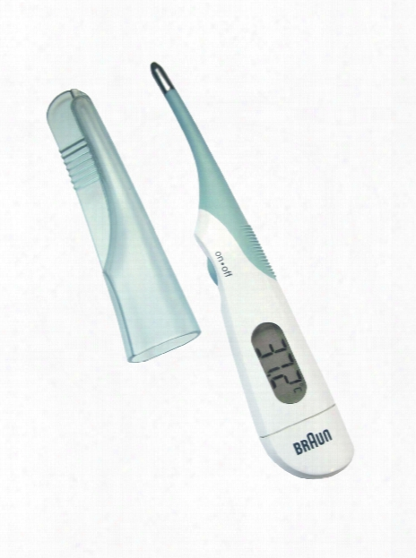 Braun Digital Thermometer High Speed Prt1000