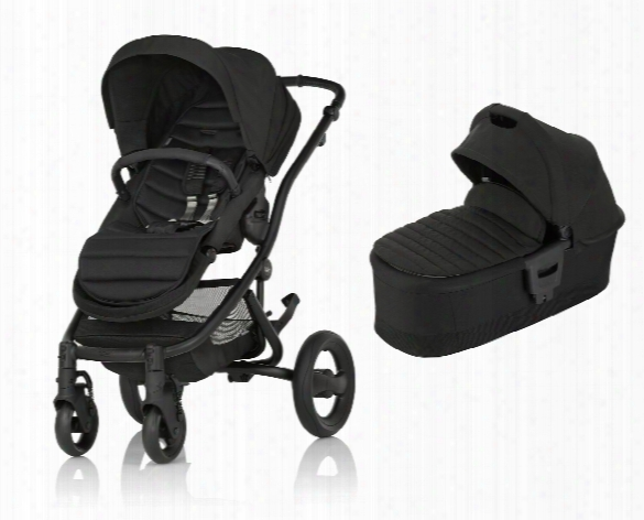 Britax Rã¶mer Affinity 2 Including Colour Pack + Carrycot