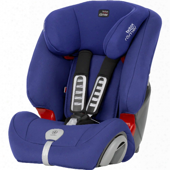 Britax Rã¶mer Child Car Seat Evolva 1-2-3 Plus