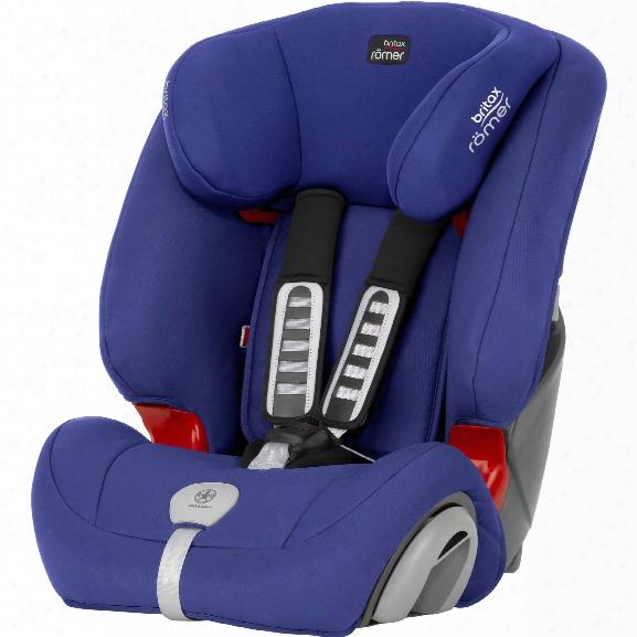 Britax Rã¶mer Child Car Seat Evolva 1-2-3 Plus