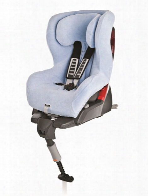 Britax Rã¶mer Summer Cover King Plus & Safefix Plus, Light Blue