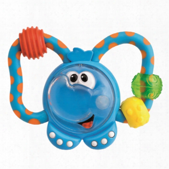 Chicco Baby Senses Rattle Funny Little Rascals