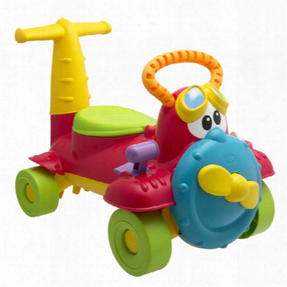 Chicco Charly Ride-on Airplane