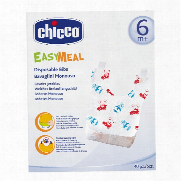 Chicco Disposable Bibs