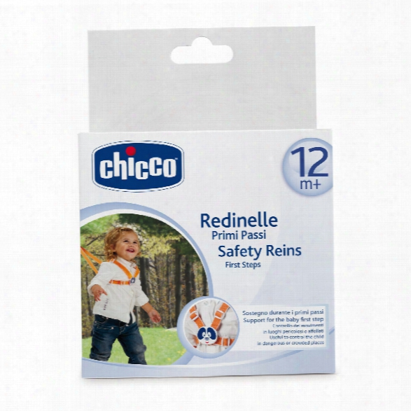 Chicco Safety Reins Â�œfirst Stepsâ��