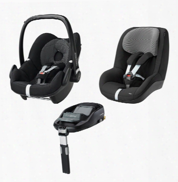 Familyfix Safety Concept From Maxi-cosi