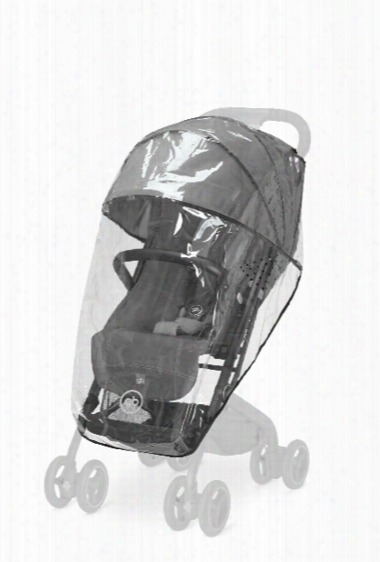 Gb By Cybex Rain Cover For Buggy Qbit+