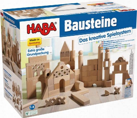 Haba Building Blocks Extra-large Starter Set