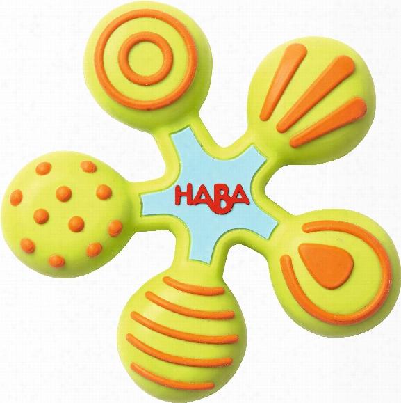 Haba Clutching Toy Â�œcolour Ringletâ��