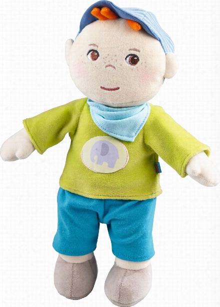 Haba Cuddly Doll Â�žjonasâ�œ