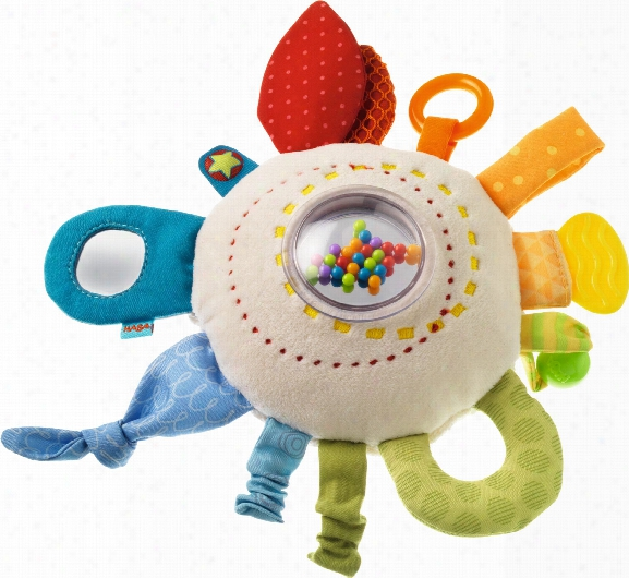 Haba Cuddly Playing Cushion Â�œrainbow Funâ��
