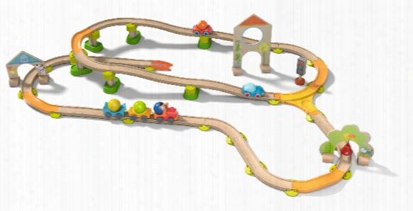 Haba Kullerbã¼ Racetrack Â�œspeedy Cityâ��