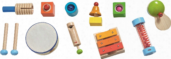Haba Music-making Set
