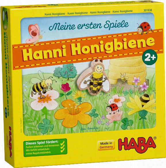 Haba My First Games Â�œhanni The Honey Beeâ��