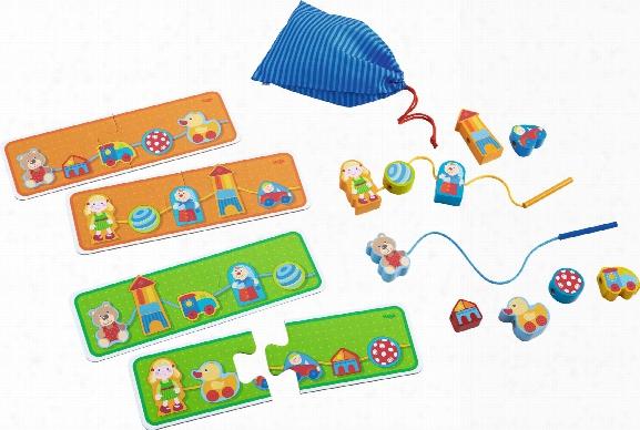 Haba Threading Game Â�œmy Favourite Toysâ��