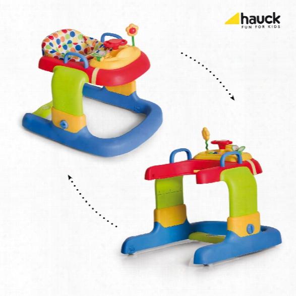 Hauck 2 In 1 Baby Walker