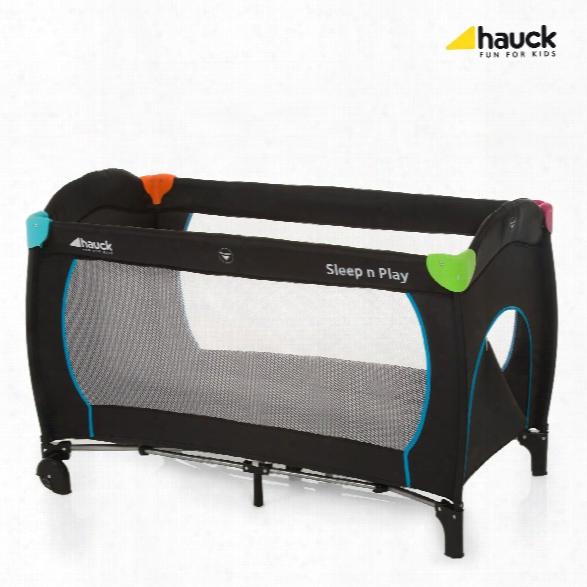 Hauck Travel Cot Sleep�n Play Go Plus