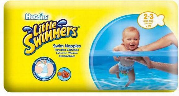Huggies Swim Nappies Size 2/3