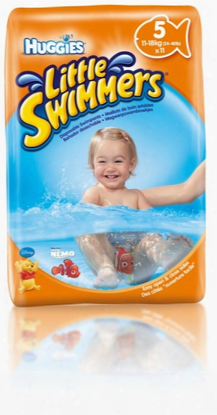 Huggies Swim Nappies, Size 5/6