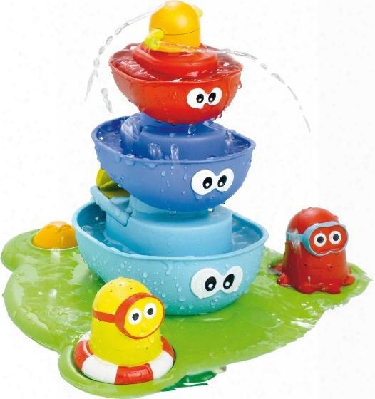 Kidsbo Water Game Fountain