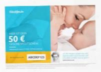 Kidsroom Gift Voucher 50 Eur