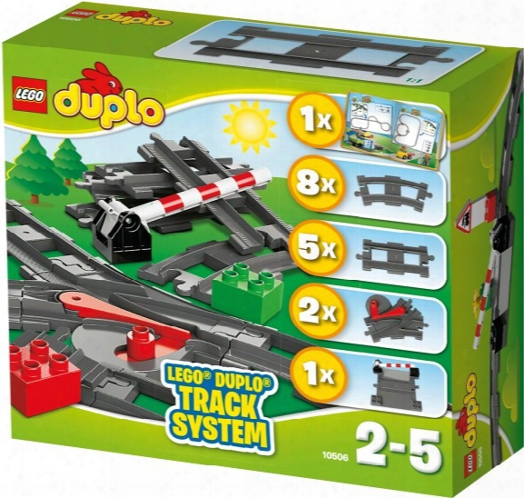 Lego Duplo Railways Accessory Set