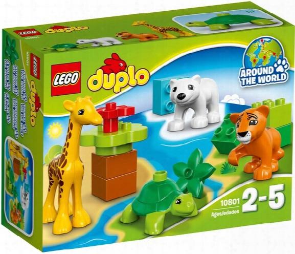 Lego Duplo Young Animals