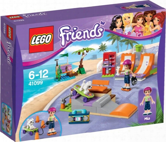 Lego Friends Heartlake Skate Park