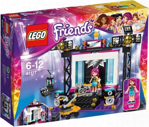 Lego Friends Popstar Tv Studio