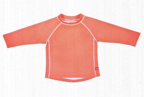 Lã¤ssig Uv Shirt Long-sleeved Girls