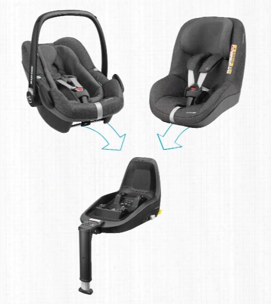 Maxi-cosi 2way Family Concept