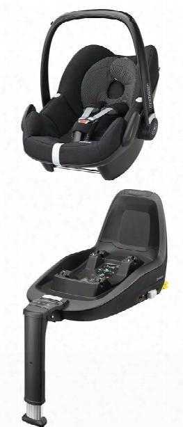 Maxi-cosi Infant Car Seat Pebble Including 2wayfix