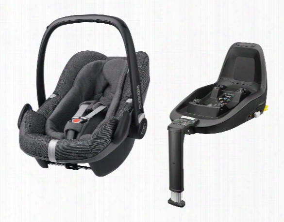 Maxi-cosi Infant Car Seat Pebble Plus Including 2wayfix