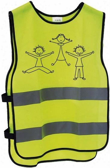 Messingschlager Reflective Vest For Children Xxs/ Xs
