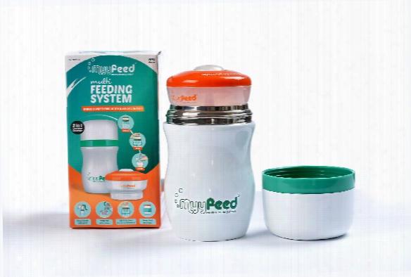 """Myyfeed Multi Feeding System �"""" Baby Food Preparer"""