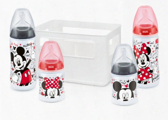 Nuk Disney Mickey First Choice+ Starter Set