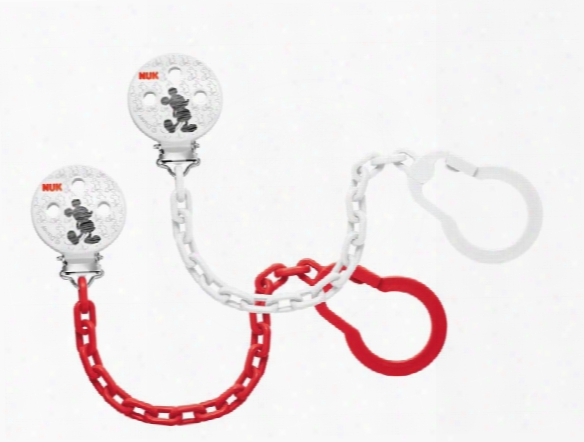Nuk Disney Mickey Soother Chain