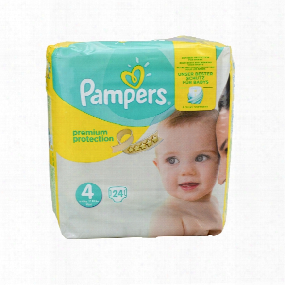 "Pampers Premium Protection Nappies �"" Size 4 Maxi"