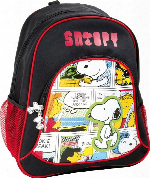 Peanuts Snoopy School Bag